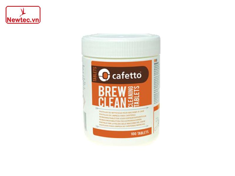 Hộp thuốc vệ sinh máy cafe Cafetto 100viên