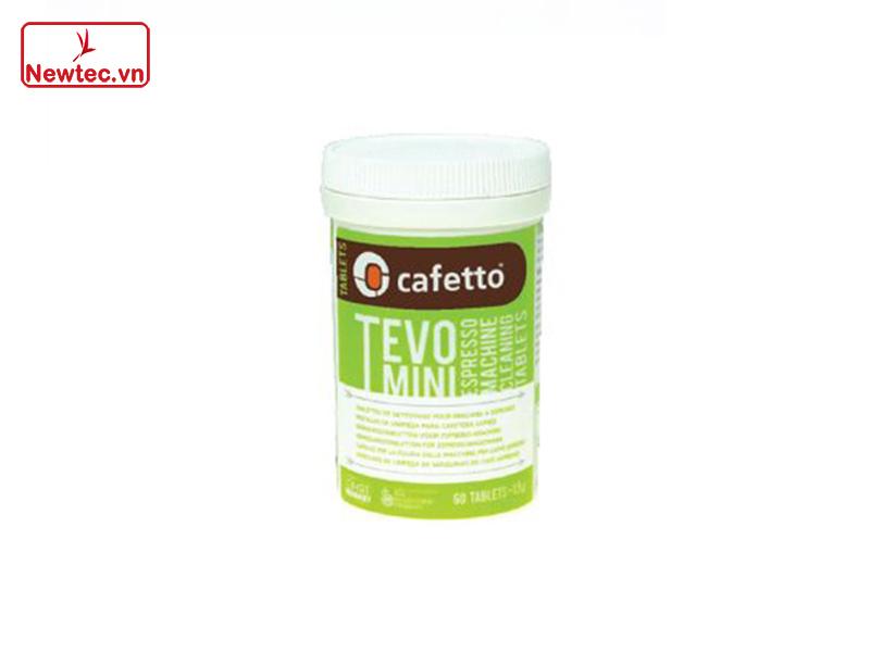 Hộp thuốc vệ sinh máy cafe Cafetto 60 viên