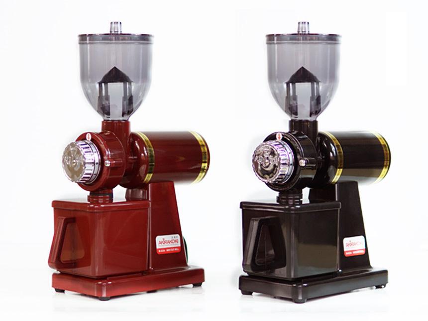 Máy xay cà phê Akira M520A (Đỏ, Đen) 1