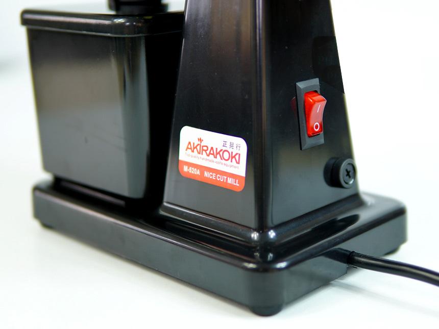 Máy xay cà phê Akira M520A (Đỏ, Đen) 10