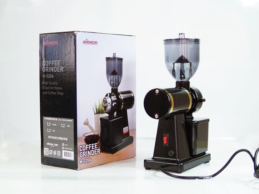 Máy xay cà phê Akira M520A (Đỏ, Đen) 3