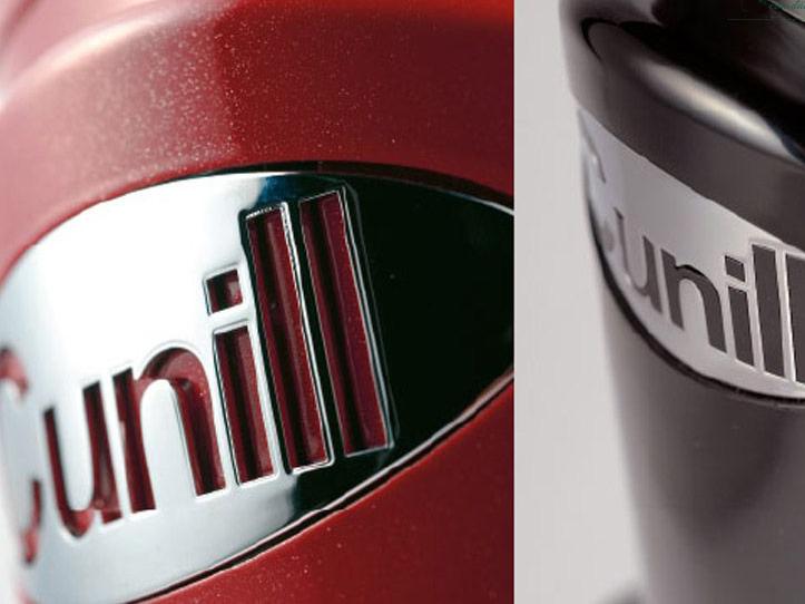 Máy xay cà phê Cunill Space Inox 5