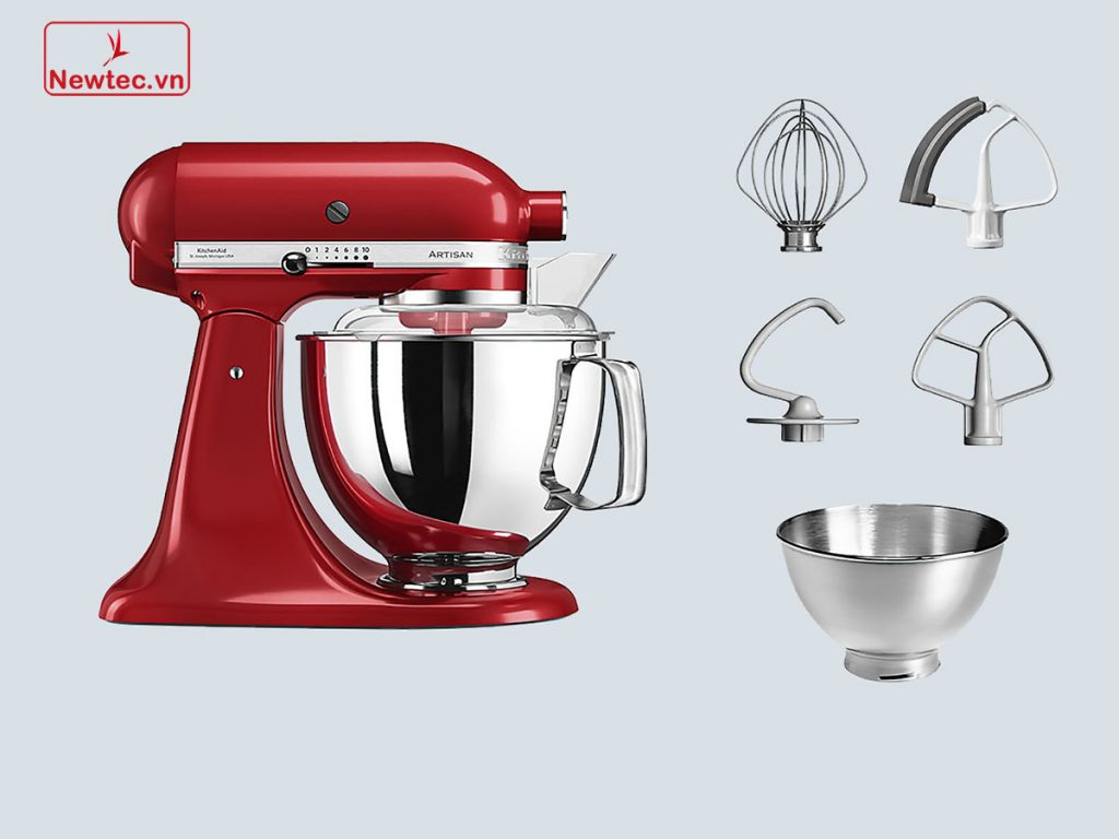 kitchenaid artisan 4.8l