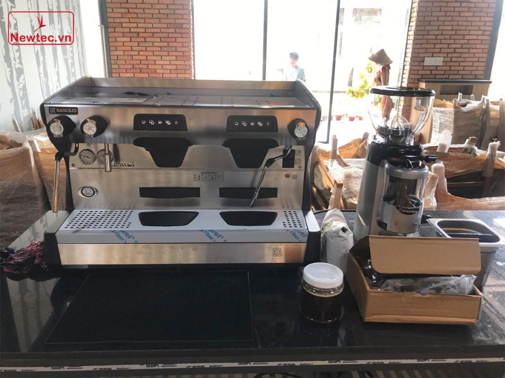 Rancilio 2 group Long An