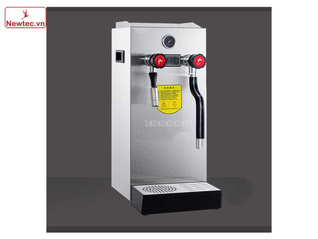 RC-800H-10L-Commercial-Electric-Water-Boiler-Automatic-Steam-Generator-Milk-Foam-Bubble-Tea-Coffee-Steam